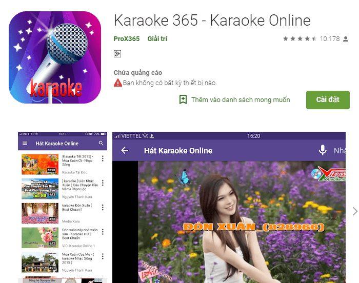 karaoke 365, ung dung, karaoke
