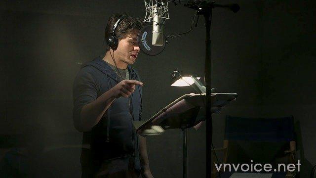 diễn viên lồng tiếng, thu âm, lồng tiếng