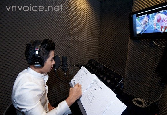 Vietnamese voice over artists