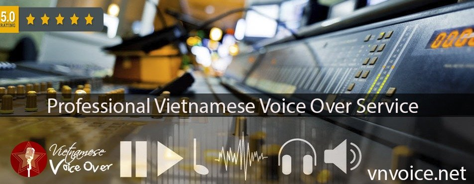 vietnamese voice over
