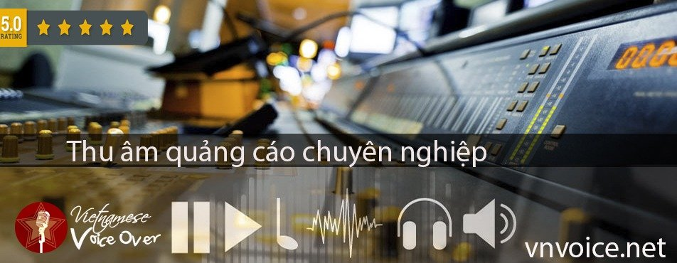 thu âm quảng cáo