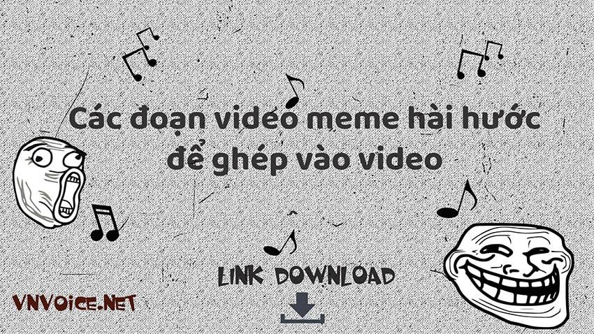 video meme hài hước